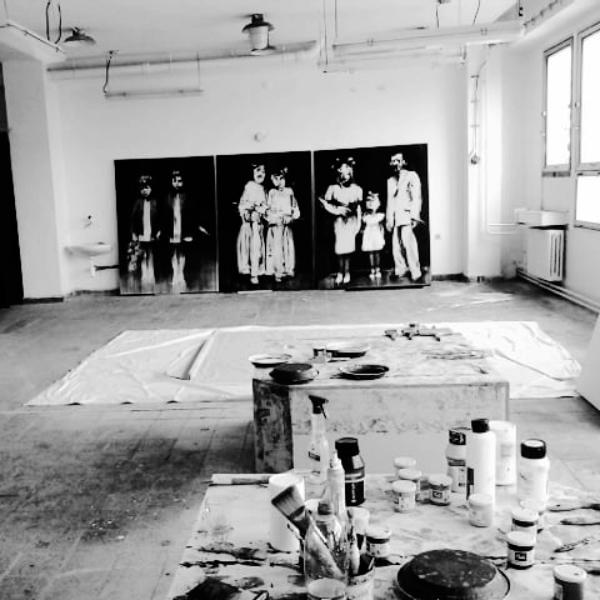 Our Bratislava studio. The right two